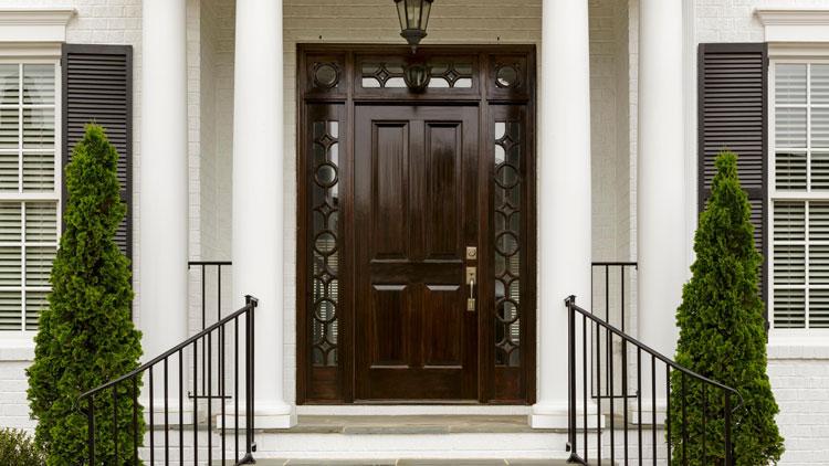 Home Security Doors - Timeless classics