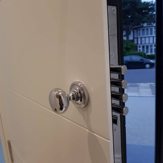 Front Security Doors - JK Doors