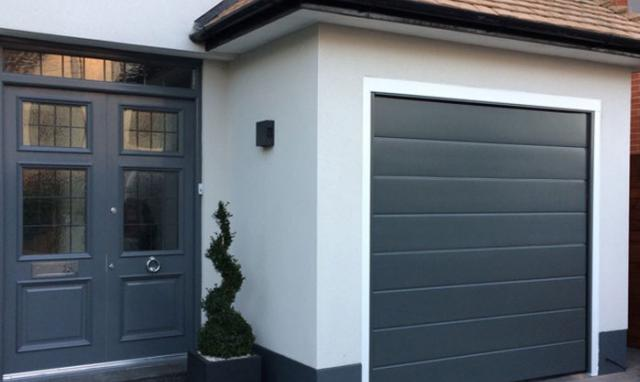 About electric garage doors