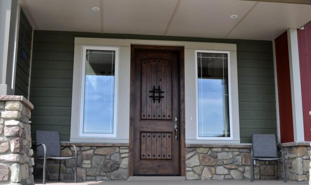 Facts about modern style security front doors
