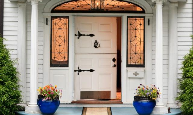 Getting a new front door
