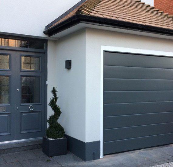 Roller Garage Doors Installation - Jk Doors