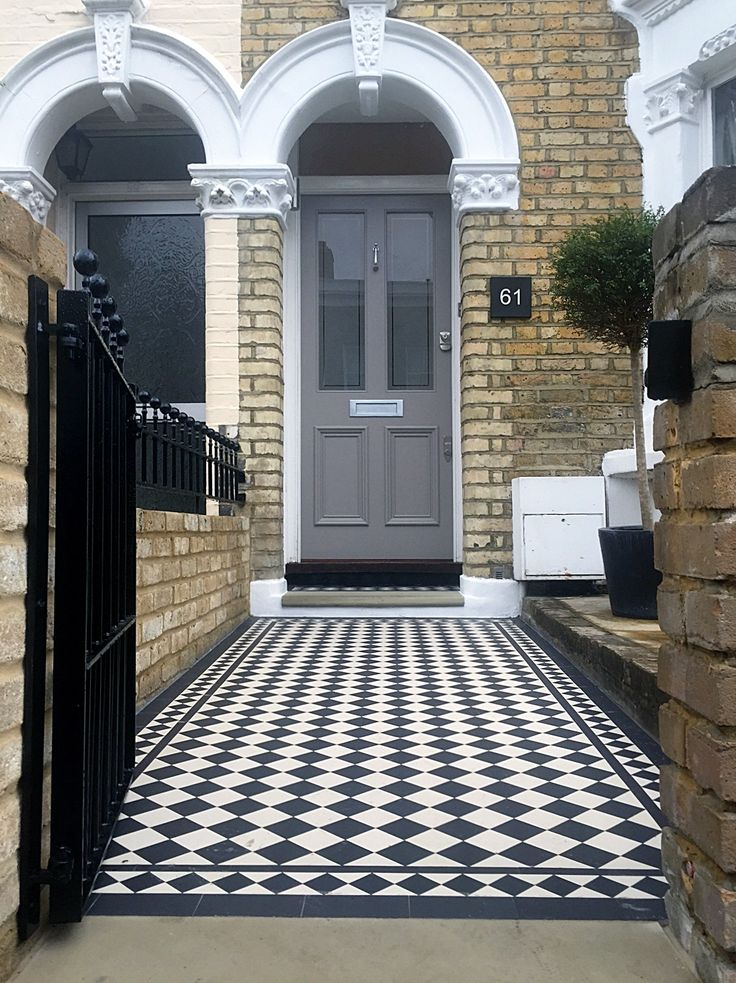 Victorian Front Door Designs