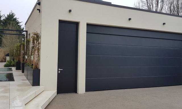 Automatic Garage Doors - JK Doors