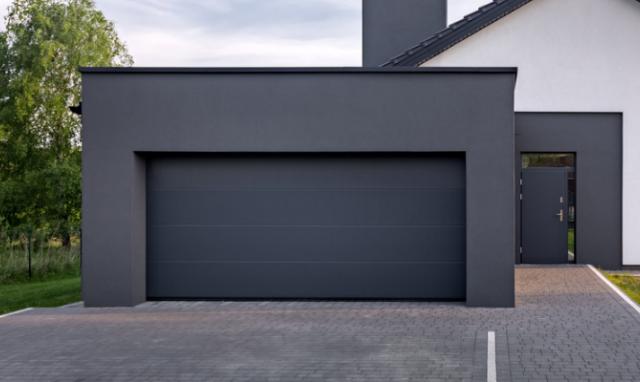 Automatic Garage Doors - JK Doors