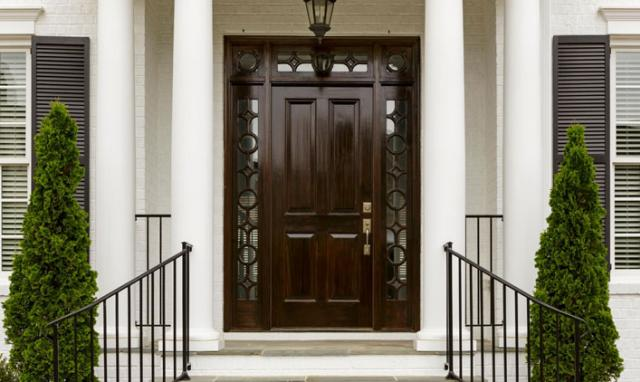 Home Security Doors - Timeless classics